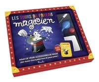 Les tours du parfait magicien - Coffret avec des cordes magiques, 1 dé, 1 paquet de 54 cartes, 2 petits pots magiques, 1 boîte magique et 1 baguette magique.pdf