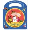 Maud Brougère et Rachel Pilon - Mes premières comptines. 1 CD audio