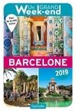 Maud Coillard-Simon et Paul Engel - Un grand week-end à Barcelone. 1 Plan détachable
