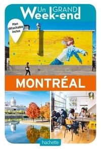 Maud Coillard-Simon et Jean-Christophe Godet - Un grand week-end à Montréal. 1 Plan détachable