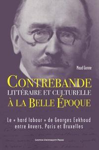 Maud Gonne - Contrebande littéraire et culturelle à la Belle époque.