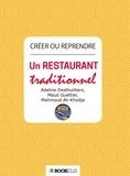 Maud Guettier et Mahmoud Ali-Khodja - Créer ou reprendre un restaurant traditionnel.
