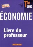 Maud Koenig et Aby Atchikiti Daré - Economie Tle STMG - Livre du professeur.
