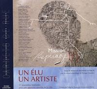 Maud Le Floc'h - Un élu, un artiste : Mission Repérage(s) - 17 Rencontres itinérantes pour une approche sensible de la ville.