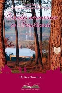 Maud Poupa - Balades amoureuses en Brocéliande.