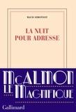 Maud Simonnot - La nuit pour adresse.