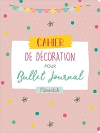 Corridashivernales.be Cahier de décoration pour mon Bullet journal Image