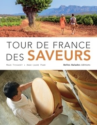 Maud Tyckaert et Anne-Laure Pham - Tour de France des saveurs.