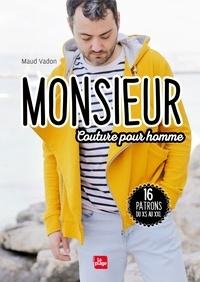 Maud Vadon - Monsieur - Couture pour homme.