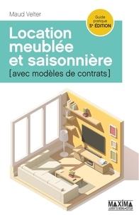 Maud Velter - Location meublée et saisonnière (avec modèles de contrats).