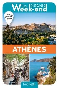 Maud Vidal-Naquet et Jérôme Plon - Un grand week-end à Athènes. 1 Plan détachable