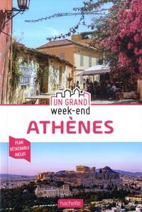 Maud Vidal-Naquet - Un grand week-end à Athènes. 1 Plan détachable