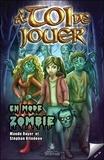 Maude Royer et Stéphan Bilodeau - A toi de jouer  : En mode zombie.