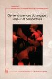 Maude Vadot et Françoise Roche - Genre et sciences du langage : enjeux et perspectives.