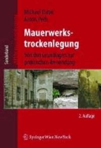 Mauerwerkstrockenlegung - Von den Grundlagen zur praktischen Anwendung.