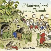 Maulwurf und seine Freunde.