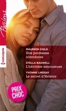 Maureen Child et Stella Bagwell - Une promesse irlandaise - L'héritière amoureuse - Le secret d'Helena - (promotion).