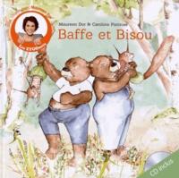 Maureen Dor et Caroline Pistinier - Baffe et Bisou. 1 CD audio