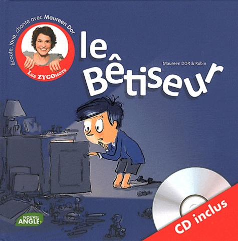 Maureen Dor - Le bétiseur. 1 CD audio