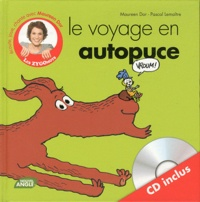 Maureen Dor et Pascal Lemaître - Le voyage en autopuce. 1 CD audio