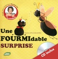 Maureen Dor et Elodie Bossrez - Une fourmidable surprise. 1 CD audio