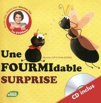 Maureen Dor et Elodie Bossrez - Une fourmidable surprise. 1 CD audio