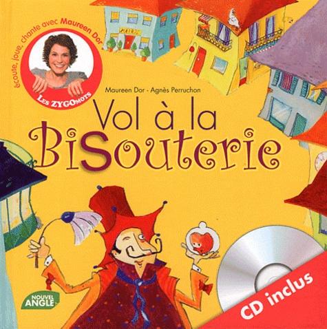 Maureen Dor - Vol à la bisouterie. 1 CD audio