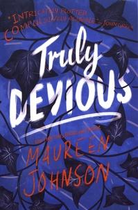 Maureen Johnson - Truly Devious.