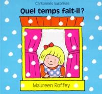 Maureen Roffey - Quel temps fait-il ?.