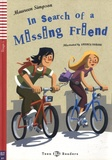 Maureen Simpson - In Search of a Missing Friend. 1 CD audio