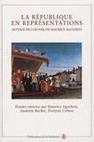 Maurice Agulhon et Annette Becker - La République en représentations - Autour de l'oeuvre de Maurice Agulhon.