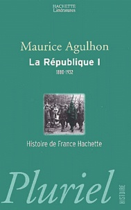 Deedr.fr La République. - Tome 1, L'élan fondateur et la grande blessure (1880-1932) Image
