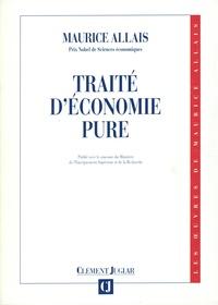 Maurice Allais - Traité d'économie pure.