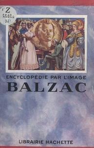 Maurice Allem et  Collectif - Balzac, 1799-1850.