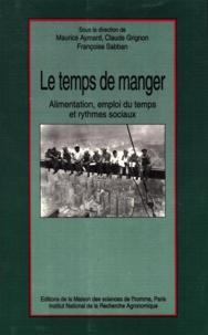 Maurice Aymard et Claude Grignon - .