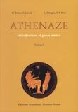 Maurice Balme et Gilbert Lawall - Athenaze, introduzione al greco antico - Volume 1.