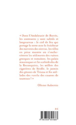Je vous écris d'Andalousie