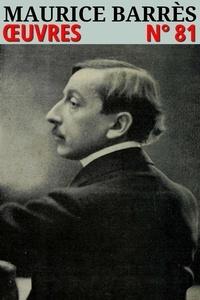 Maurice Barrès - Maurice Barrès - Oeuvres - lci-81.