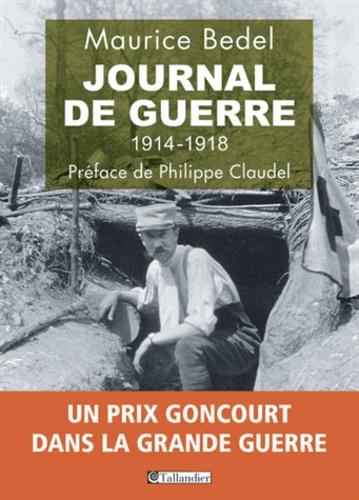 Journal de guerre. 1914-1918