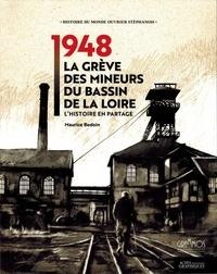 Maurice Bedoin - 1948 La grève des mineurs du bassin de la Loire - L'histoire en partage.