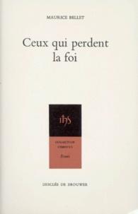Maurice Bellet - .