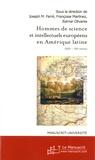 Maurice Belrose et Cécile Bertin-Elisabeth - Penser l'entre-deux - Entre hispanité et américanité.