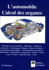 Ucareoutplacement.be L'automobile - Calcul des organes Image