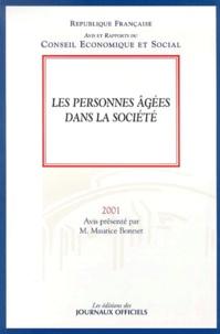 Maurice Bonnet - Les personnes âgées dans la société.