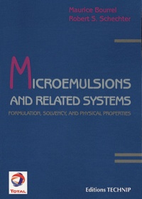 Checkpointfrance.fr Microemulsions and related systems - Formulation, solvency, and physical properties Image