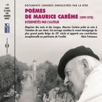 Maurice Carême - Poèmes de Maurice Carême.