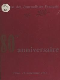 Maurice Carité et Roger Chaffard-Luçon - 80 ans - 1886 - 1966.