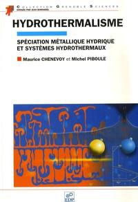 Deedr.fr Hydrothermalisme - Spéciation métallique hydrique et systèmes hydrothermaux Image