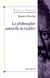 Maurice Clavelin - .