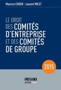 Le droit des comités dentreprise et des comités de groupe.pdf